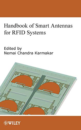9780470387641: Handbook of Smart Antennas for RFID Systems