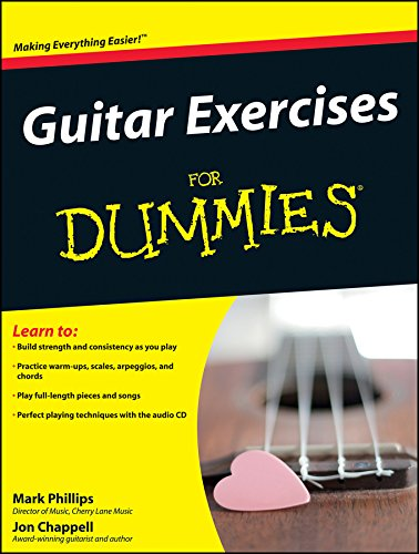 9780470387665: Guitar Exercises For Dummies