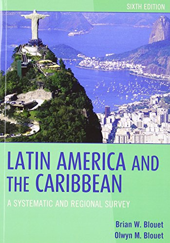 9780470387733: Latin America and the Caribbean: A Systematic and Regional Survey