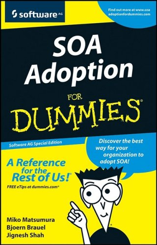9780470388228: SOA Adoption for Dummies (Software AG Special Edition)