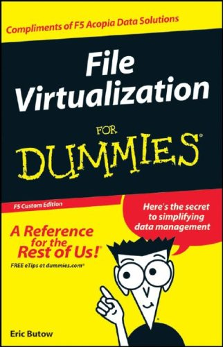 9780470388242: File Virtualization for Dummies
