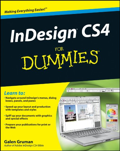 9780470388488: InDesign CS4 For Dummies