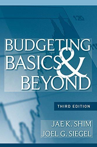 9780470389683: Budgeting Basics and Beyond
