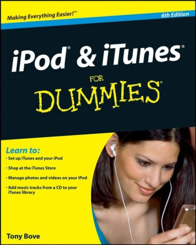 9780470390627: iPod and iTunes For Dummies