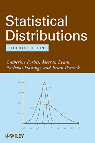 9780470390634: Statistical Distributions, 4th Edition