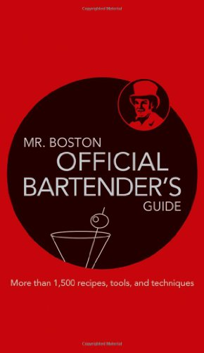 9780470390658: Mr. Boston: Official Bartender's Guide