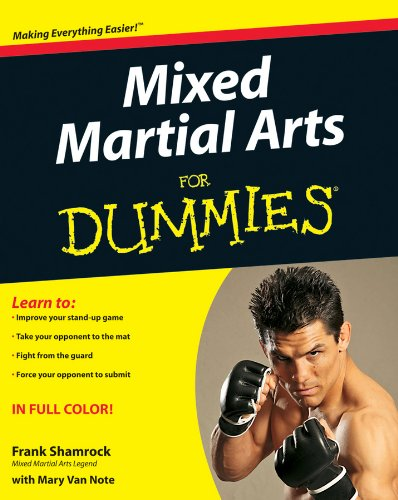 9780470390719: Mixed Martial Arts For Dummies