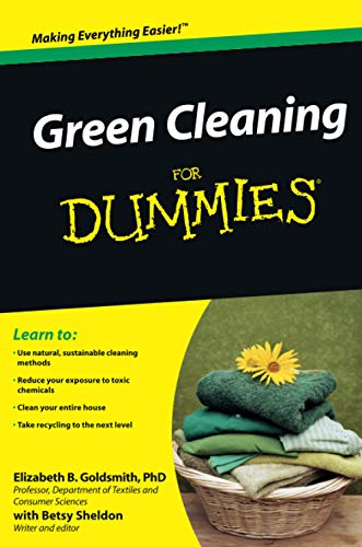 9780470391068: Green Cleaning For Dummies