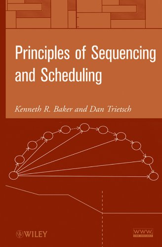 9780470391655: Principles of Sequencing and Scheduling