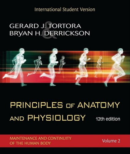Principles of Anatomy and Physiology by Tortora Gerard J - AbeBooks