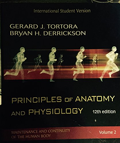 9780470392348: Principles of Anatomy and Physiology