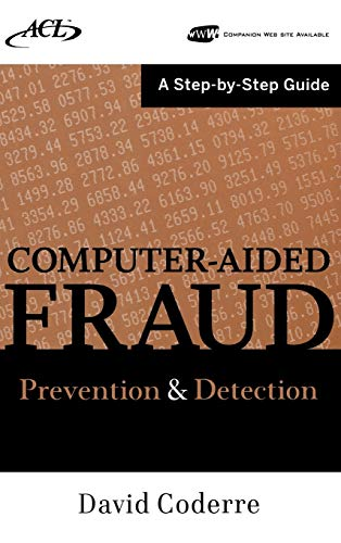 9780470392430: Computer Aided Fraud Prevention and Detection: A Step by Step Guide