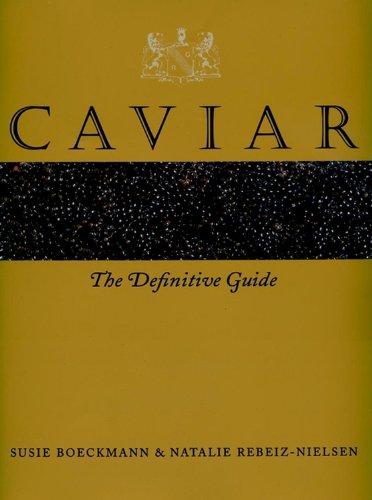 9780470392997: Caviar: The Definitive Guide