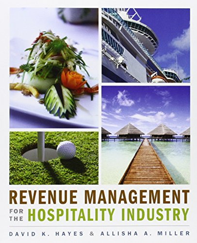 9780470393086: Revenue Management for the Hospitality Industry