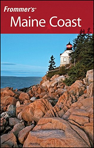 9780470393192: Frommer's Maine Coast (Frommer's Complete Guides)