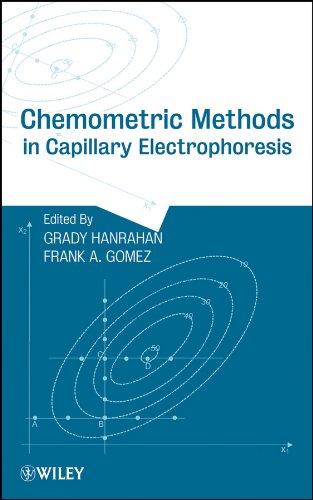 9780470393291: Chemometric Methods in Capillary Electrophoresis