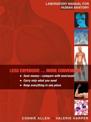 9780470395103: Laboratory Manual for Human Anatomy