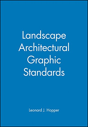 9780470395370: Landscape Architectural Graphic Standards, 1.0 CD-ROM Network Version (Ramsey/Sleeper Architectural Graphic Standards)