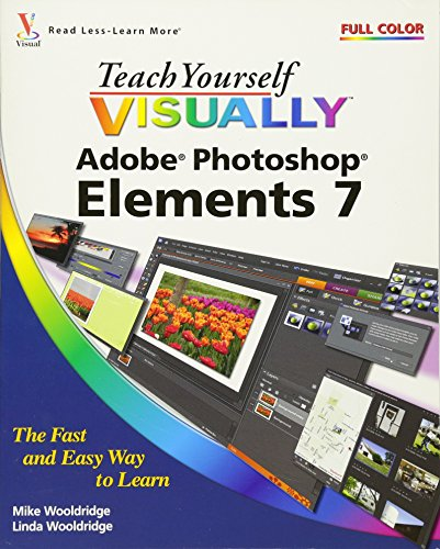 9780470396681: Teach Yourself VISUALLY Photoshop Elements 7