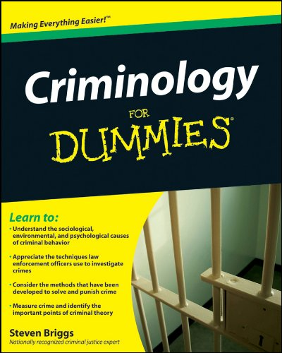 9780470396964: Criminology For Dummies