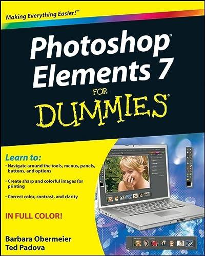 9780470397008: Photoshop Elements 7 For Dummies