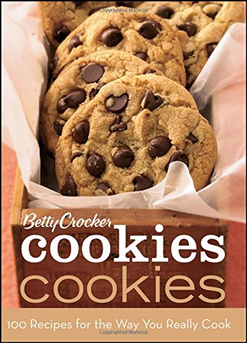 9780470397985: Betty Crocker Cookies Cookies: 100 Recipes for the Way You Really Cook