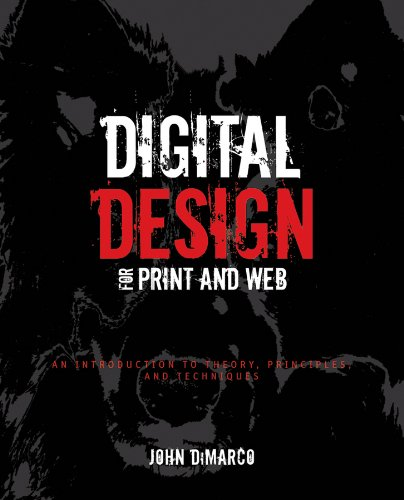 9780470398364: Digital Design for Print and Web: An Introduction to Theory, Principles, and Techniques