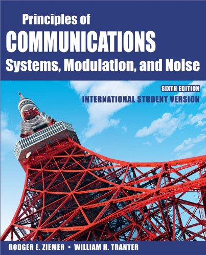 9780470398784: Principles of Communications