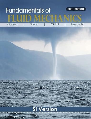 9780470398814: Fundamentals of Fluid Mechanics, International Student Version