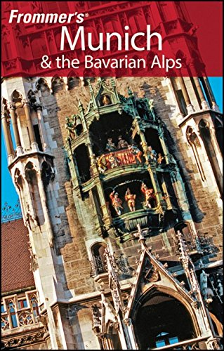 9780470398968: Frommer's Munich and the Bavarian Alps (Frommer's Complete Guides)