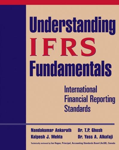 9780470399149: Understanding IFRS Fundamentals: International Financial Reporting Standards