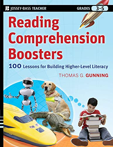 9780470399927: Reading Comprehension Boosters: 100 Lessons for Building Higher-Level Literacy, Grades 3-5