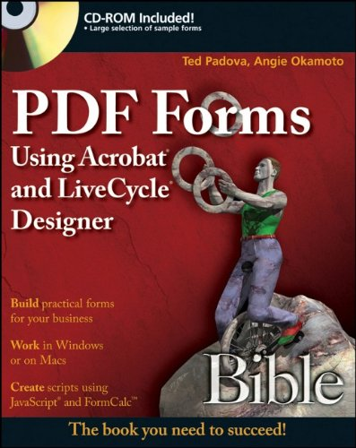 9780470400173: PDF Forms Using Acrobat and LiveCycle Designer Bible