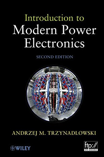9780470401033: Introduction to Modern Power Electronics