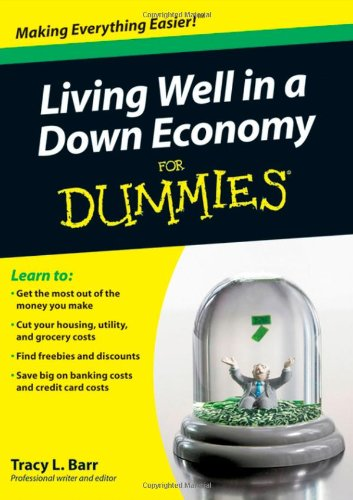 9780470401170: Living Well in a Down Economy For Dummies