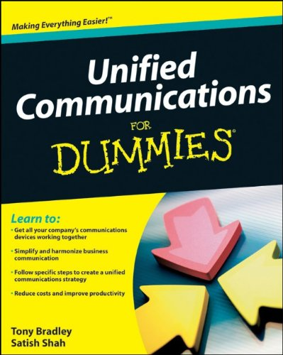9780470401446: Unified Communications For Dummies