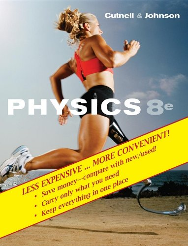 9780470401675: Physics, Eighth Edition Binder Ready Version