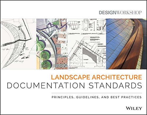 9780470402177: Landscape Architecture Documentation Standards: Principles, Guidelines, and Best Practices