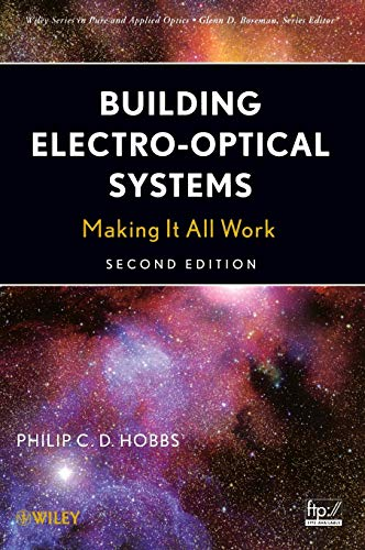 9780470402290: Building Electro-Optical Systems: Making It all Work