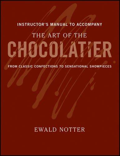 9780470402634: The Art of the Chocolatier
