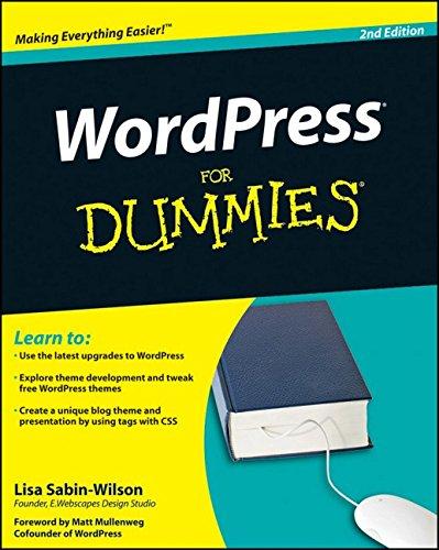 9780470402962: WordPress For Dummies, 2nd Edition