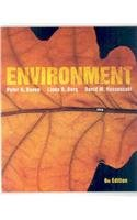 9780470404003: Environment 6th Edition HS Edition with WileyPlus Set (Wiley Plus Products)