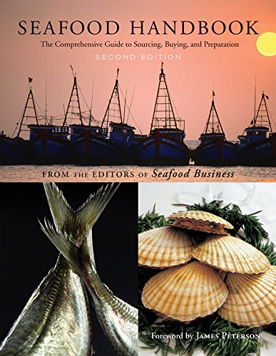 9780470404164: Seafood Handbook: The Comprehensive Guide to Sourcing, Buying and Preparation