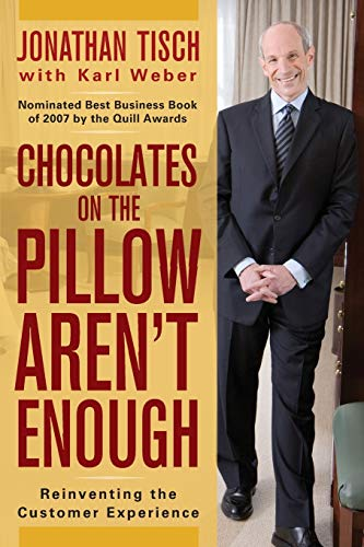 9780470404638: Chocolates on the Pillow Aren't Enough: Reinventing The Customer Experience
