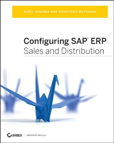 9780470404737: Configuring SAP ERP Sales and Distribution