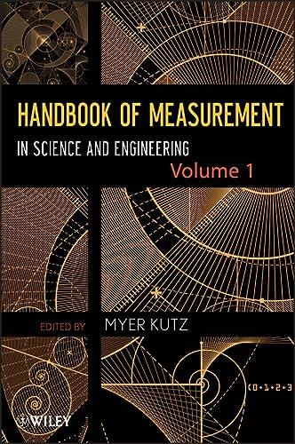 9780470404775: Handbook of Measurement in Science and Engineering, Volume 1