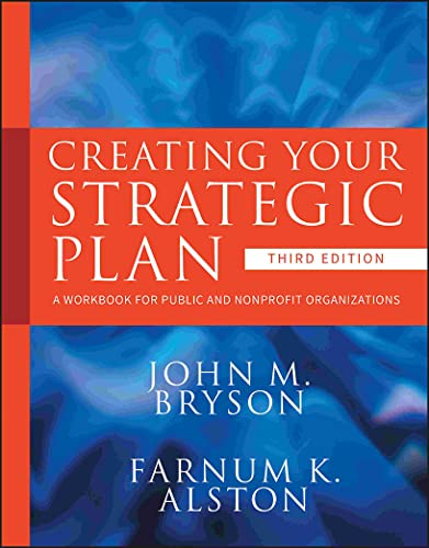 9780470405352: Creating Your Strategic Plan: A Workbook for Public and Nonprofit Organizations