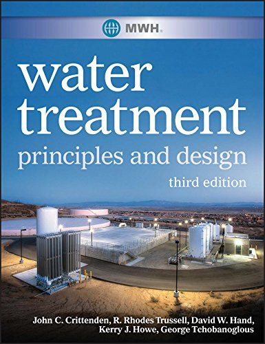 9780470405390: Mwh's Water Treatment: Principles and Design