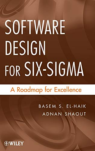 9780470405468: Software Design for Six Sigma: A Roadmap for Excellence