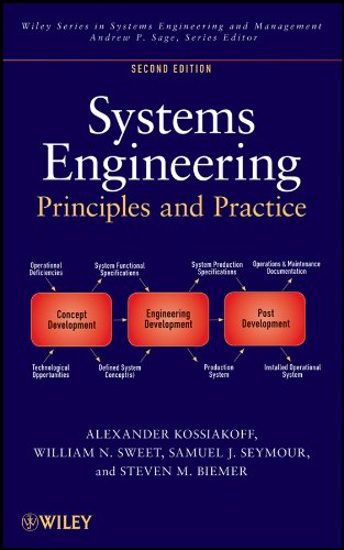 Systems Engineering Principles and Practice (Wiley Series: Alexander Kossiakoff, William